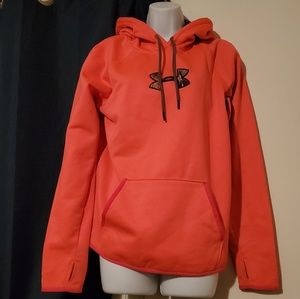 New w/o tag under armour hoodie